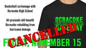 More Than Basketball event Cancelled