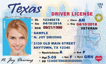 Valid Driver's License