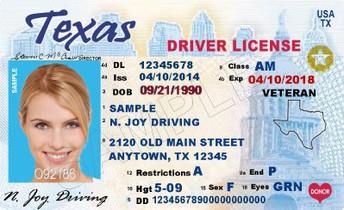 Valid Driver's License