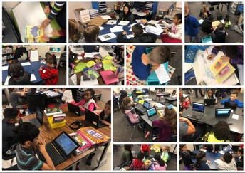 4th Grade Blended Learning Stations