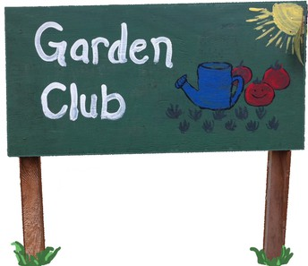 Garden Club to Resume in April!