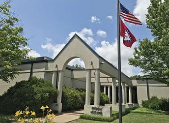 Shiloh Museum in Springdale
