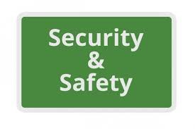 Safety and Security Guiding Principles