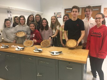 Pre - Thanksgiving Nutrition and Wellness class