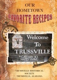 picture of front cover of recipe book