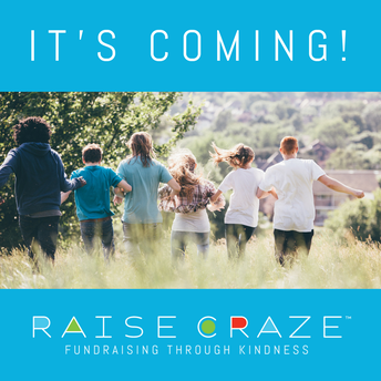 Raise Craze is Coming!!