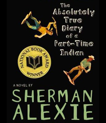 9-12 Book Choice: The Absolutely True Diary of a Part-Time Indian