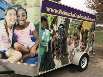The Nebraska Outdoor Trailer