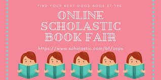 March 4th - 10th  Virtual Scholastic Book Fair