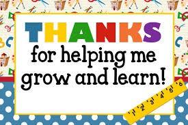 Teacher Appreciation Week is here!!