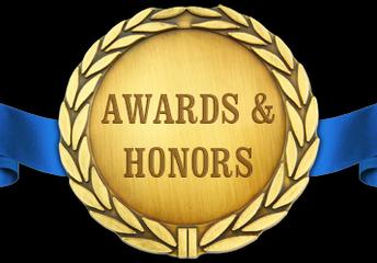 Student Award Winners!
