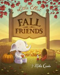 Little Elliot Fall Friends
