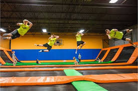 Feb. 7th:  HS/MS Extreme Air Sports/ Trampoline Park Event