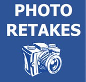 Picture Retake Day - Wednesday, October 18th during the school day