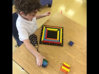 Building shapes