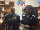 Mr. Kavulic and Mrs. Barrera