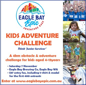 Kids Adventure Challenge