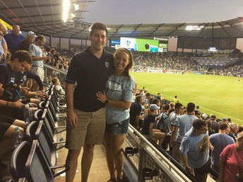 Sporting KC is Home too!