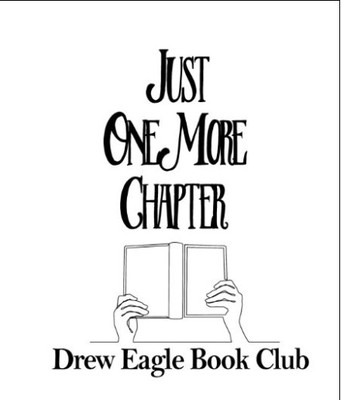 Drew Eagle Book Club Tshirt