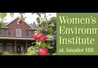 Women's Environmental Institute at Amador Hill
