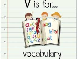 The Importance of Vocabulary - Part 1