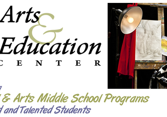 Monmouth County Arts High School and Middle School Programs