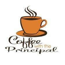 Coffee with the Principal - Friday, October 4 at 8:30am