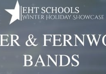FERNWOOD & ALDER MS BANDS - WINTER SHOWCASE