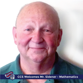 Mr. Roy Sidener - High School Mathematics