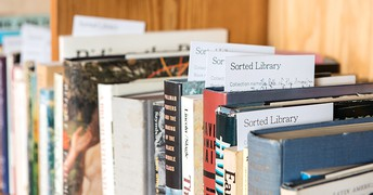 Sorted Library