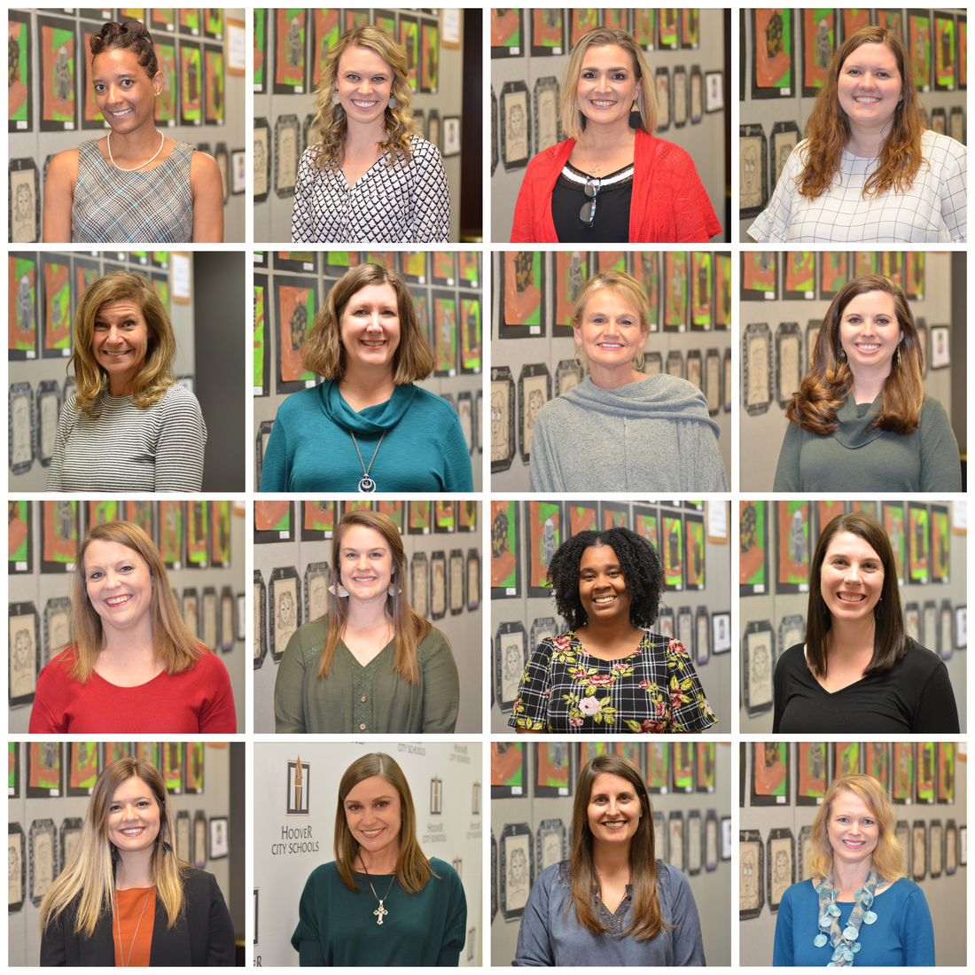 HCS Teachers of the Year