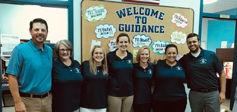 St.Charles High Counseling Crew