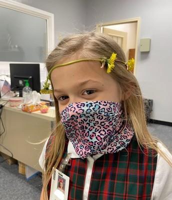 Dandelion Headband