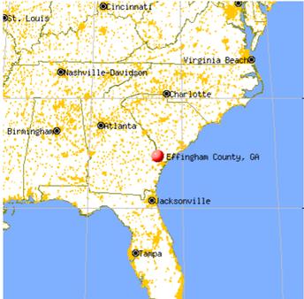 Effingham County, Georgia