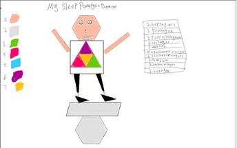 Best Polygon Contest in 7th Grade Pre-Algebra