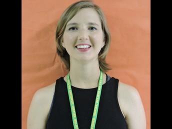 Ms. Yates, Art Teacher