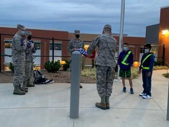 Rock Hill High ROTC