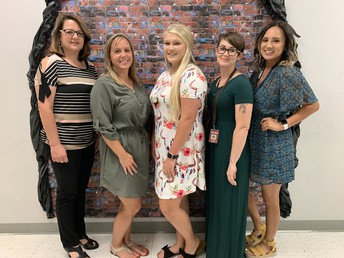 5th Grade Teachers Contact Information and link to teacher web page