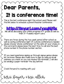 Mrs  Fayer & Ms  Allen's Newsletter   Smore Newsletters for