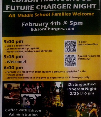 Future Charger Informational Night