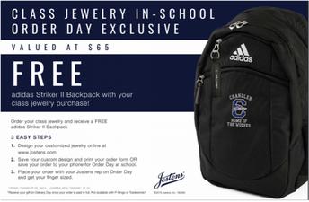 Backpack Promo Flyer