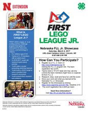 Want to know more about First LEGO League Jr. (6-10)