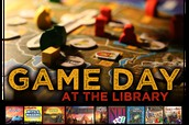 Library Game Day