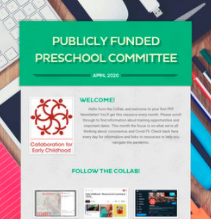 Publicly Funded Preschool Committee