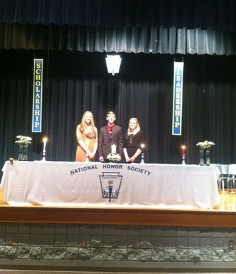 National Honor Society Banquet