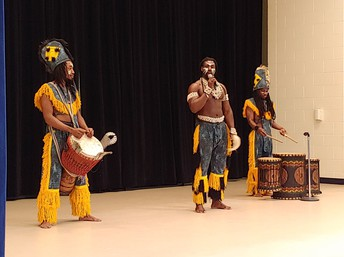 African Drum & Dance Performers