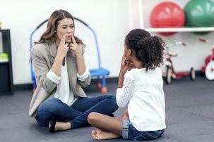 FEATURED CAREER OF THE WEEK:                                                      Speech-Language Pathologist