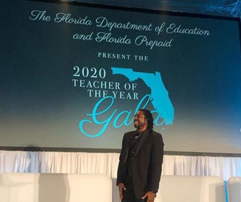 Teachers in Hillsborough County Public Schools are FANTASTIC! King High School's Dr. Dakeyan Graham has been selected as Florida's Teacher of the Year.