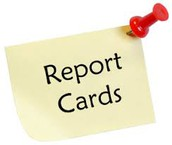 Quarter One Report Cards