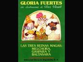 Las tres magas: Melchora, Gaspara y Baltasara